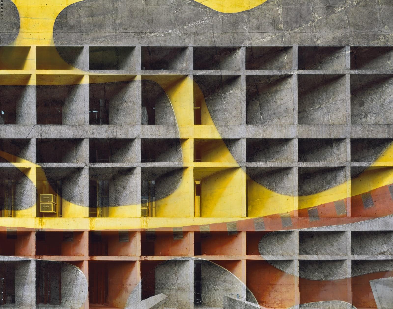 Stéphane Couturier, Chandigarh - Replay - Assemblée #3, 2006 - 2007