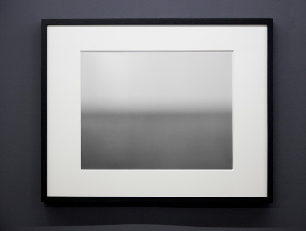 Isabelle Le Minh, Darkroomscapes, after Hiroshi Sugimoto | Dupont 57D, 2012
