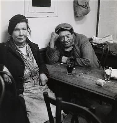Robert Doisneau, Germaine et Gégène des Rues, 1947