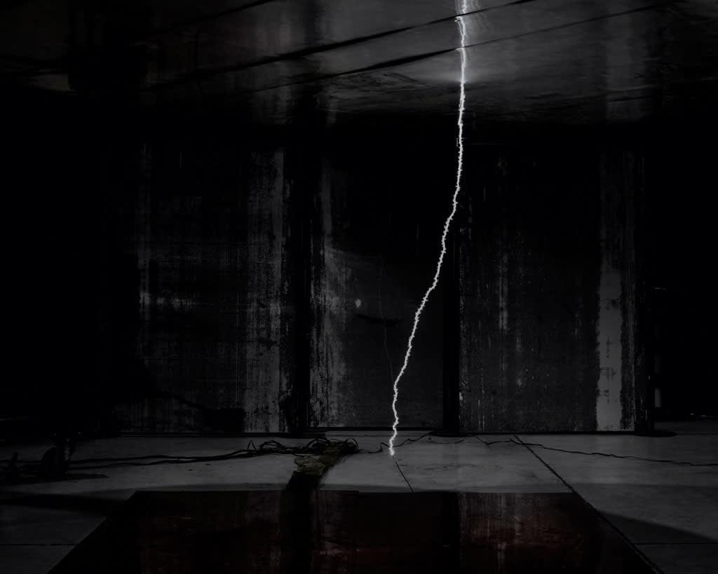 Marina Gadonneix, Untitled (Lightning), 2016