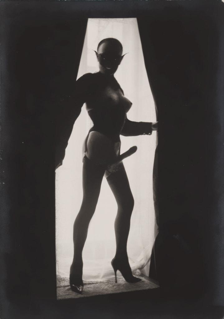 Pierre Molinier, Chaman, 1966