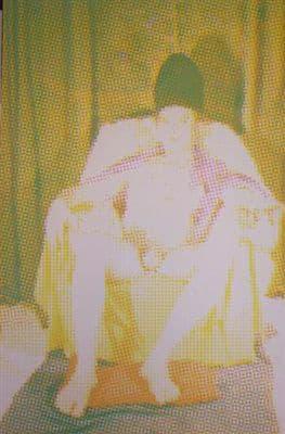 Alain Jacquet, Le Pape Otto (Portrait d?Otto Hahn), 1969