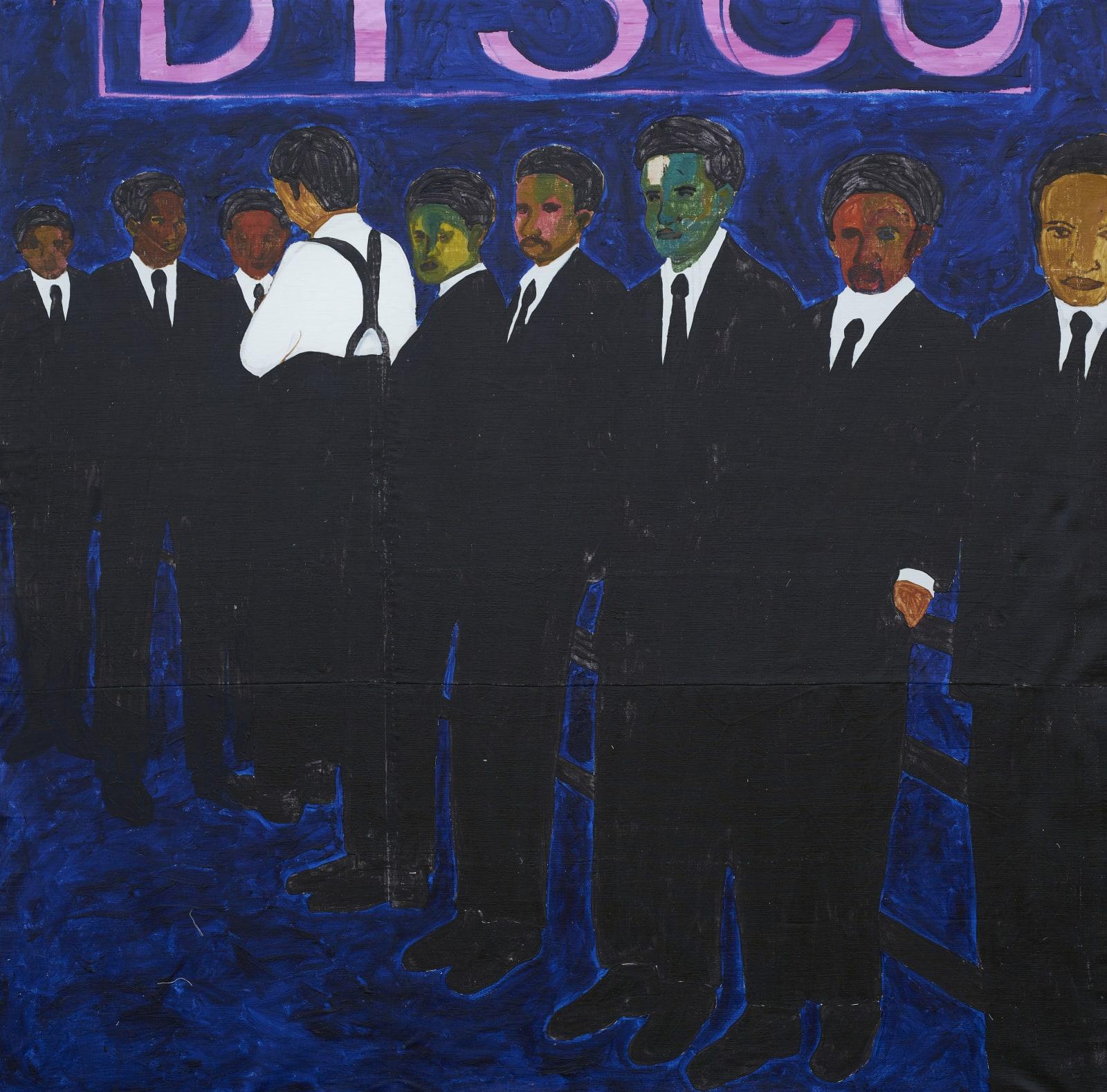 Gideon Appah, Disco, 2020