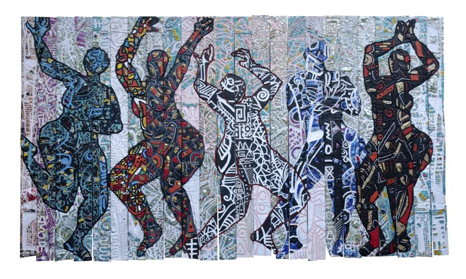 Gerald Chukwuma, Untitled, 2020