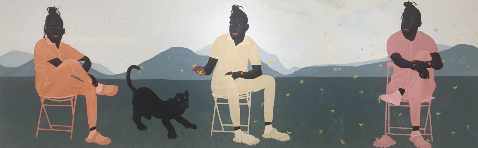 Kwesi Botchway, Metamorphose in July, 2020