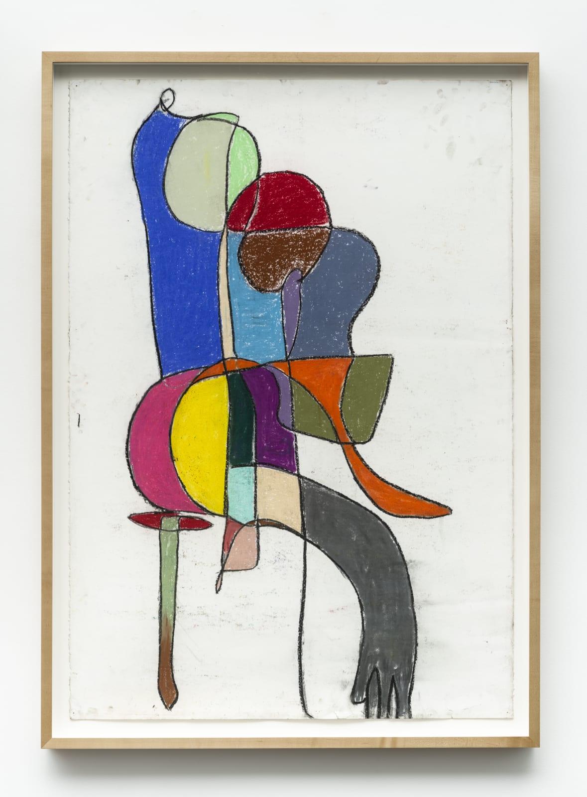 Serge Attukwei Clottey, Into conversation, 2018 , 2018