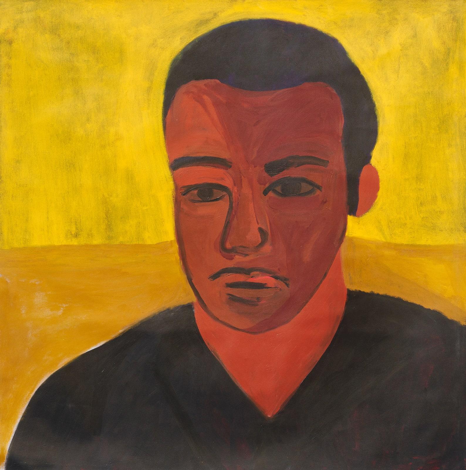 Patrick Eugène, Yellow Daze, 2021