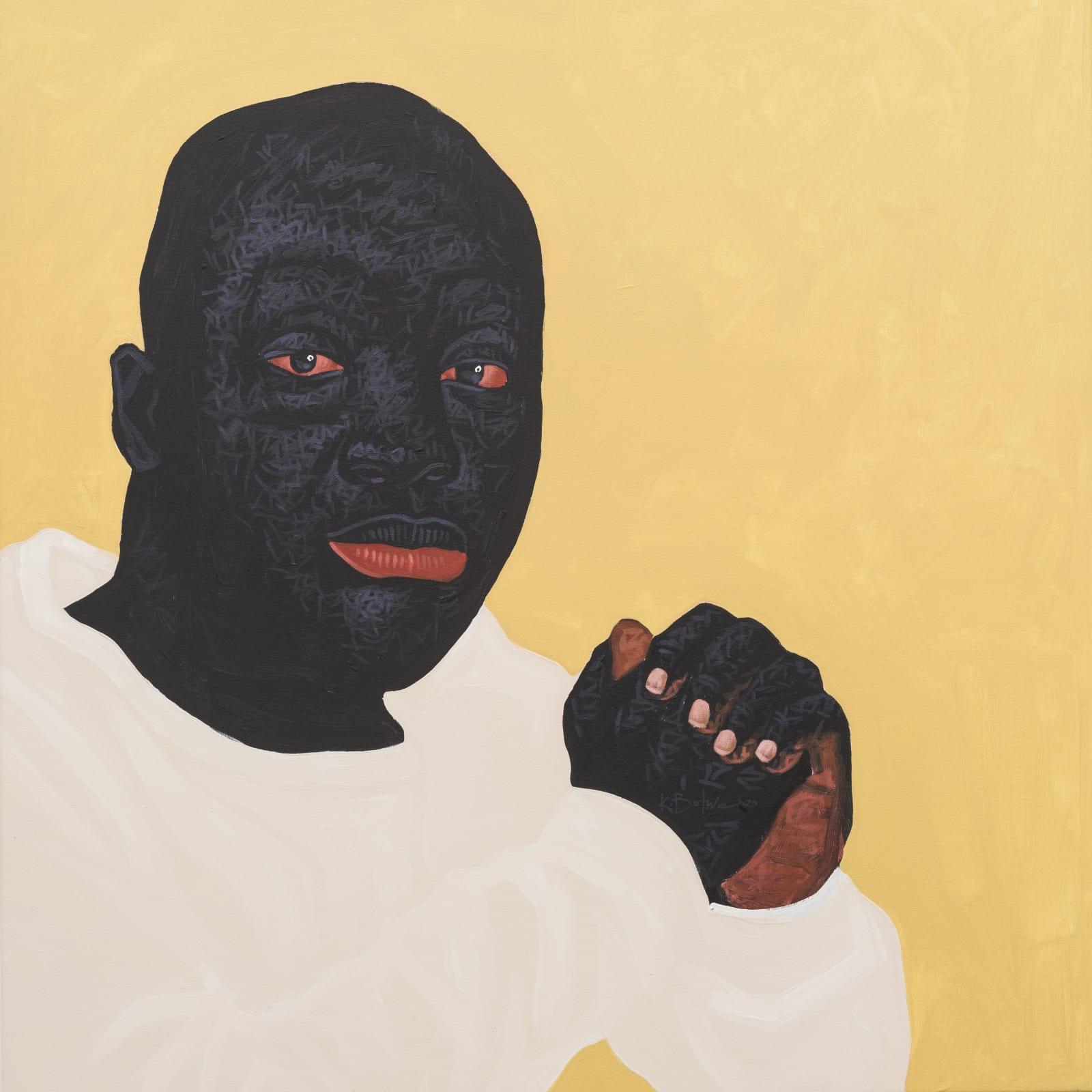 Kwesi Botchway, Larry Osei Mensah, 2020