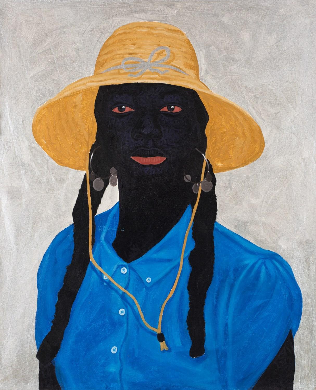 Kwesi Botchway, Queen Hat, 2020