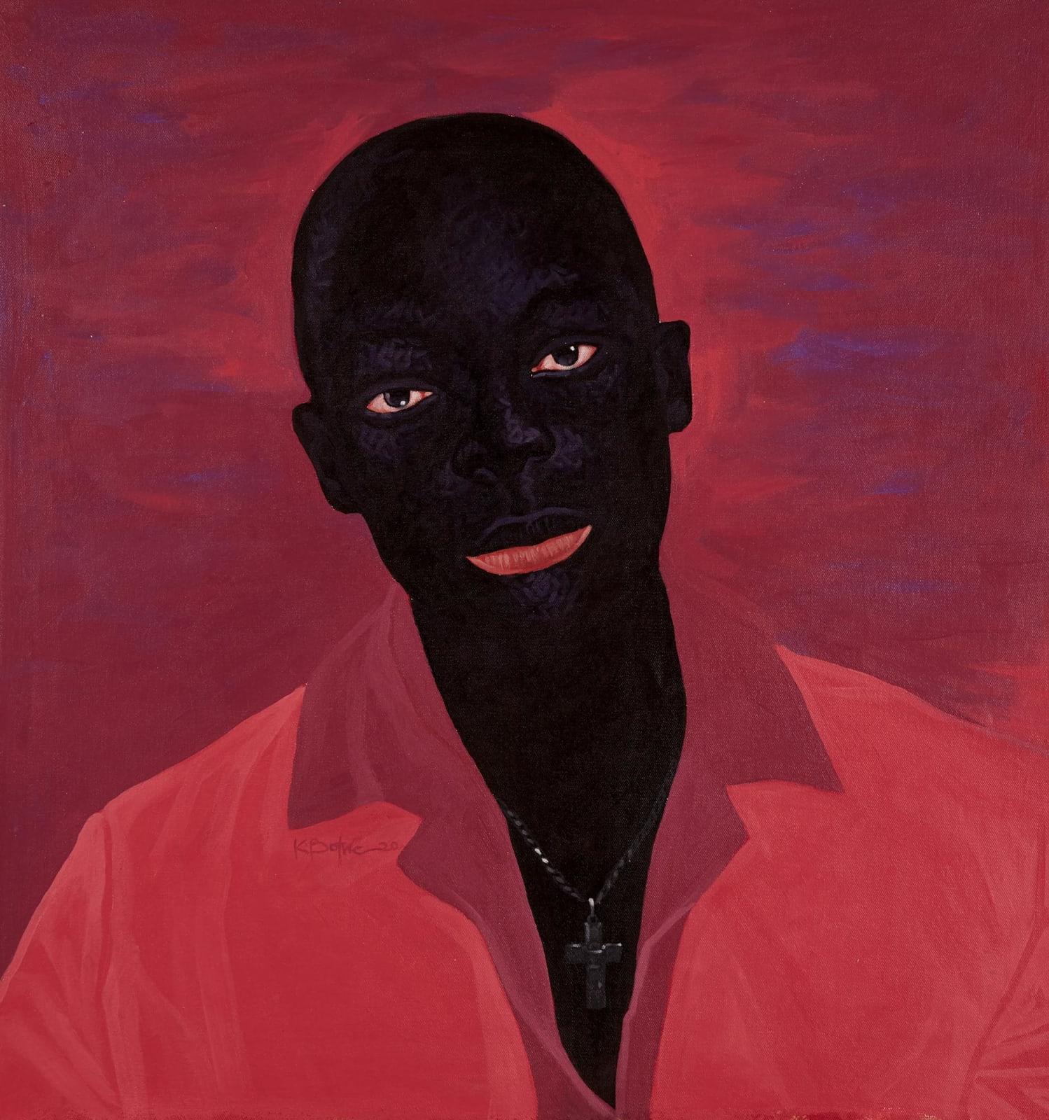 Kwesi Botchway, The Cross, 2020