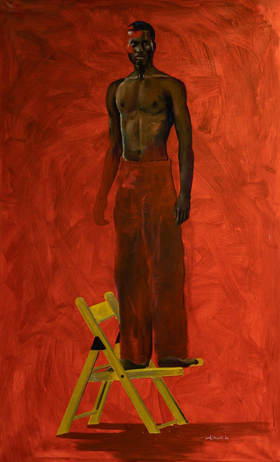 Joshua Oheneba-Takyi, Heir to the Throne, 2021
