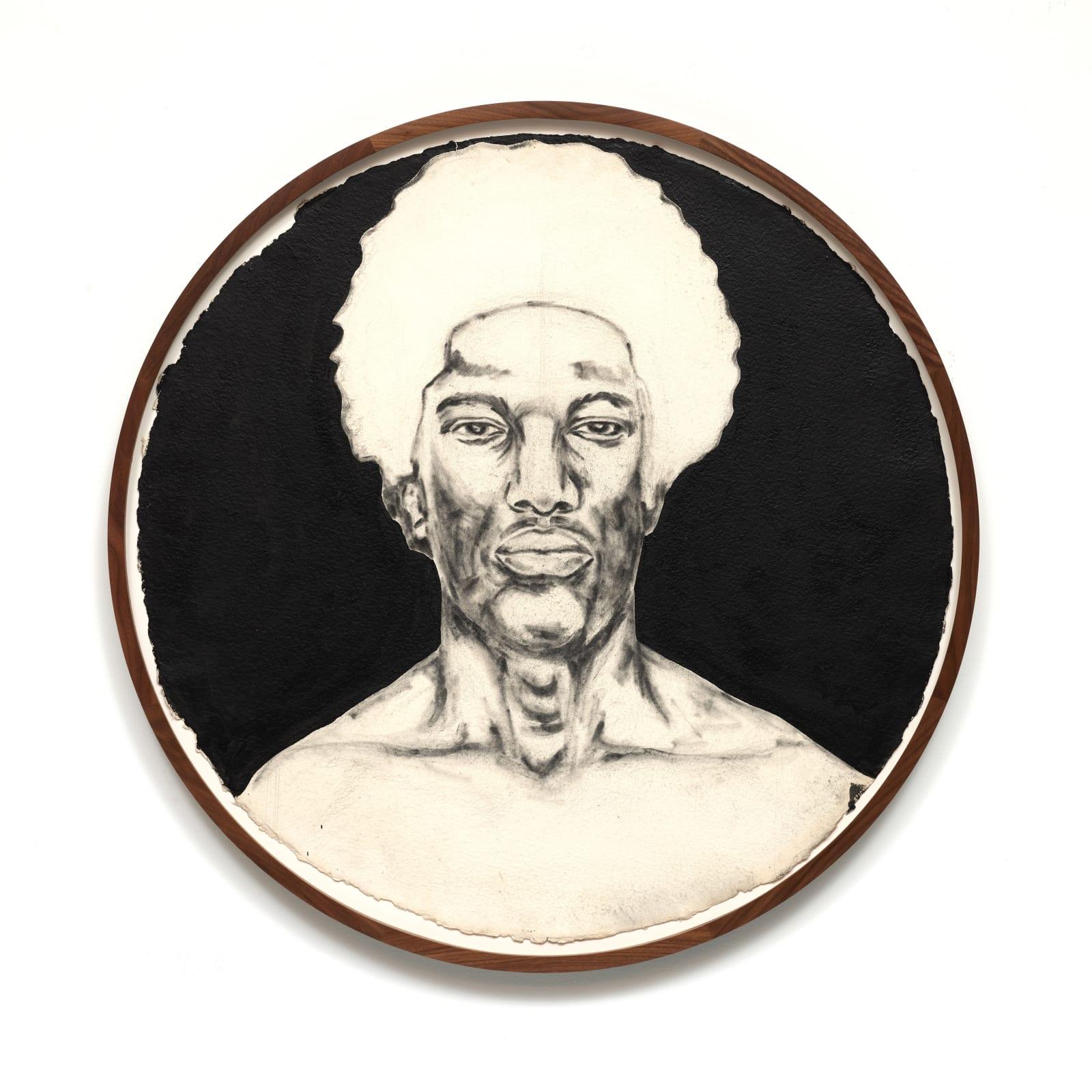 Serge Attukwei Clottey, Hair legacy V, 2020
