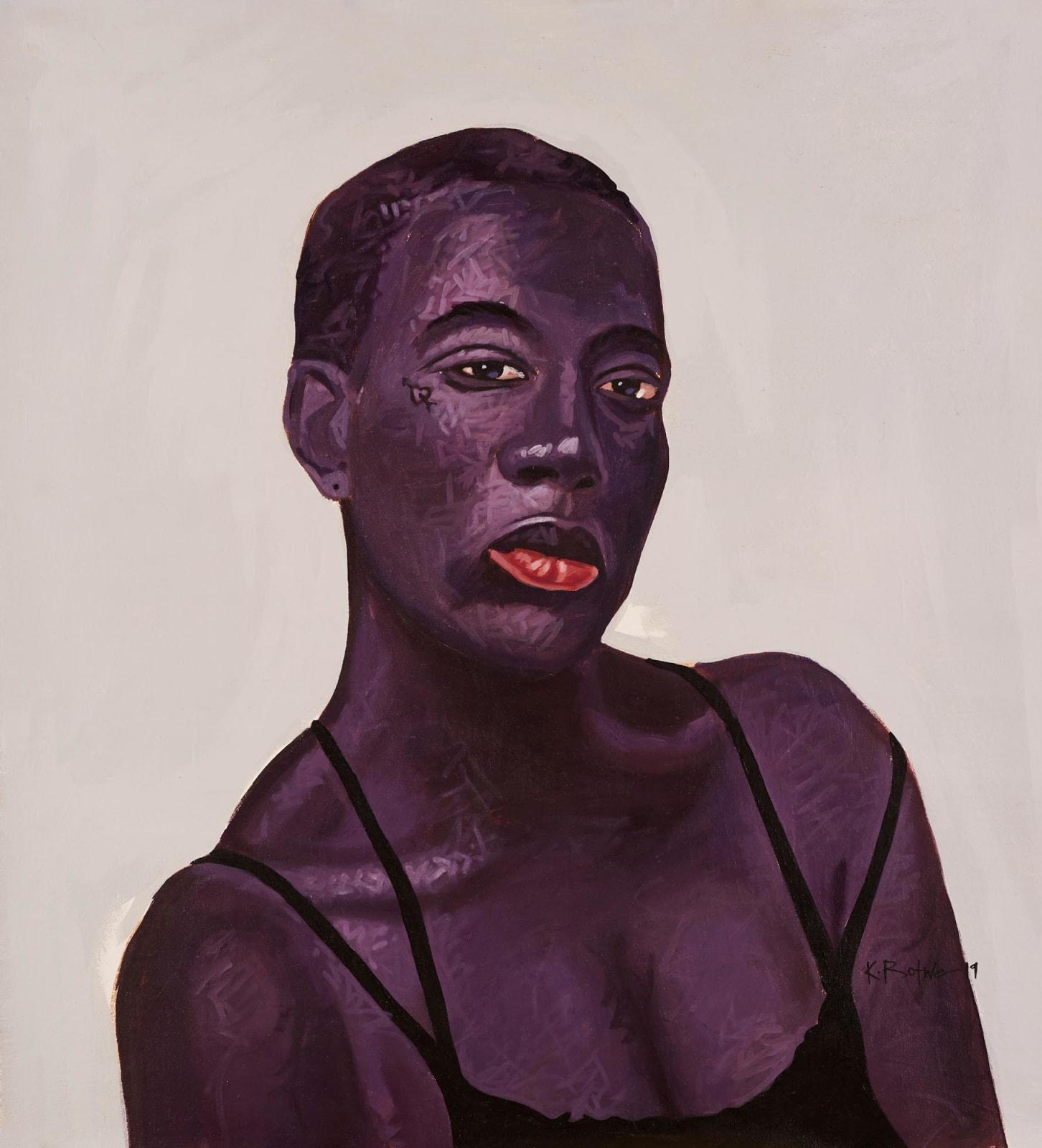Kwesi Botchway, Queenie, 2020