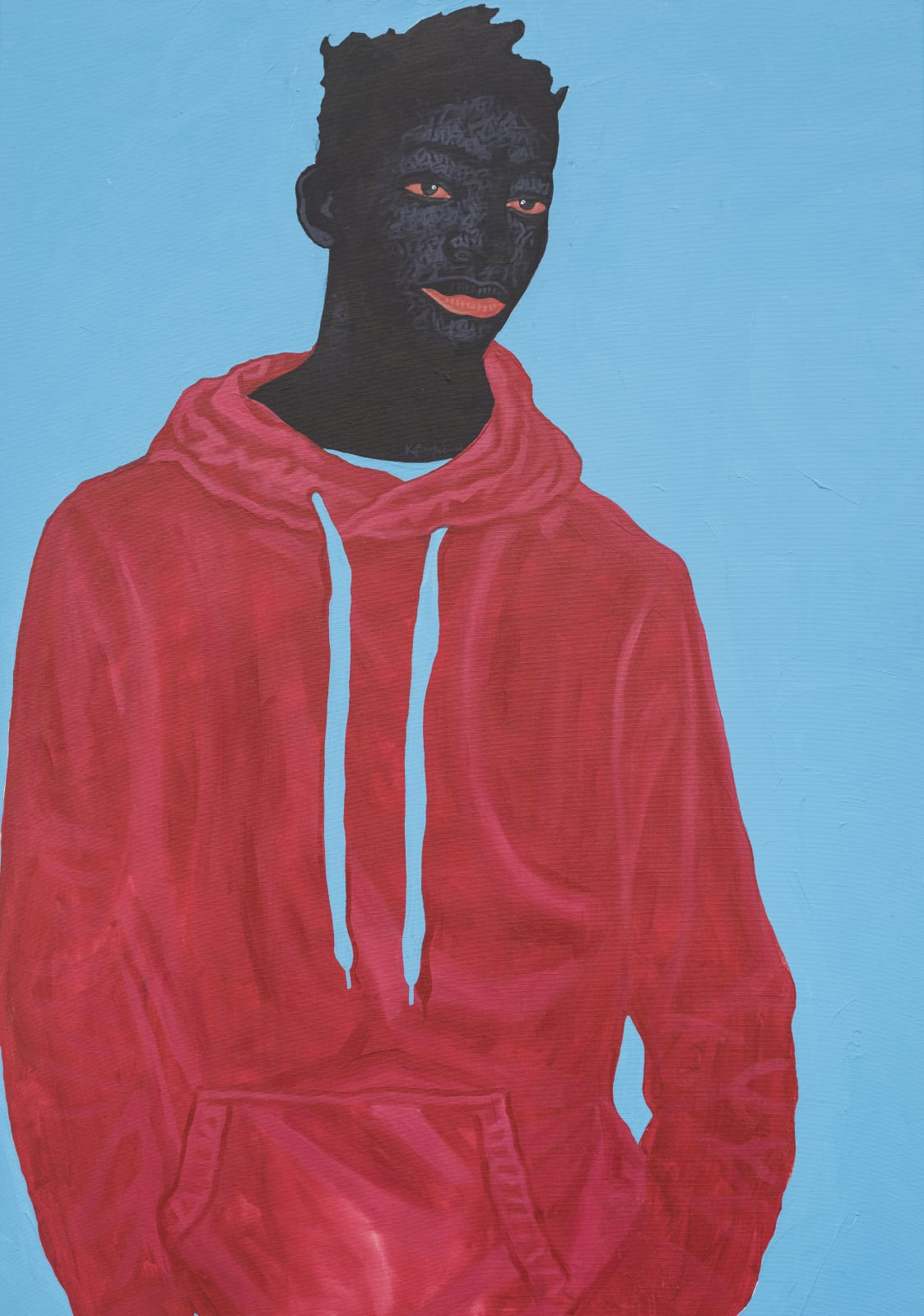 Kwesi Botchway, Street Prince (Mubarak), 2020