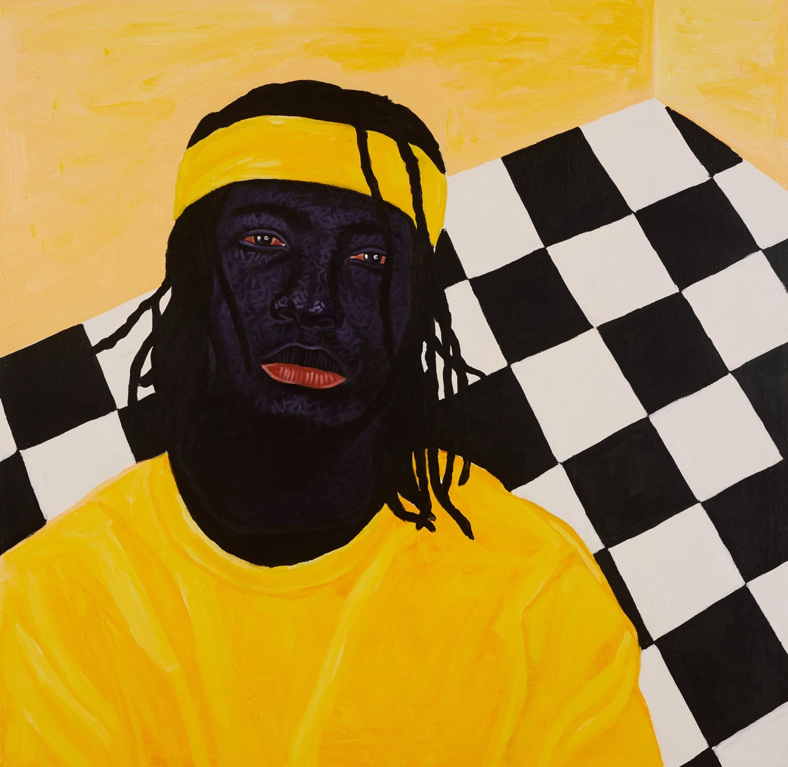 Kwesi Botchway, Living Dread (Otis Quaicoo), 2020