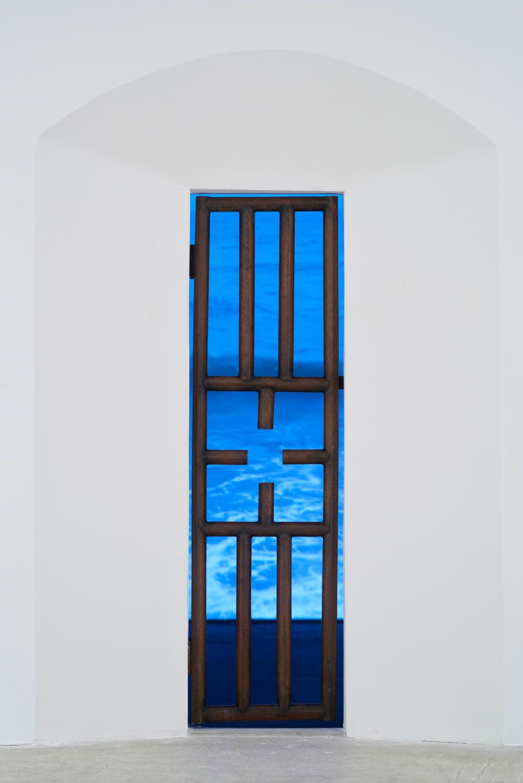 Langlands & Bell, The Door of No Return, 2021. Installation - 'The Past Is Never Dead...'
