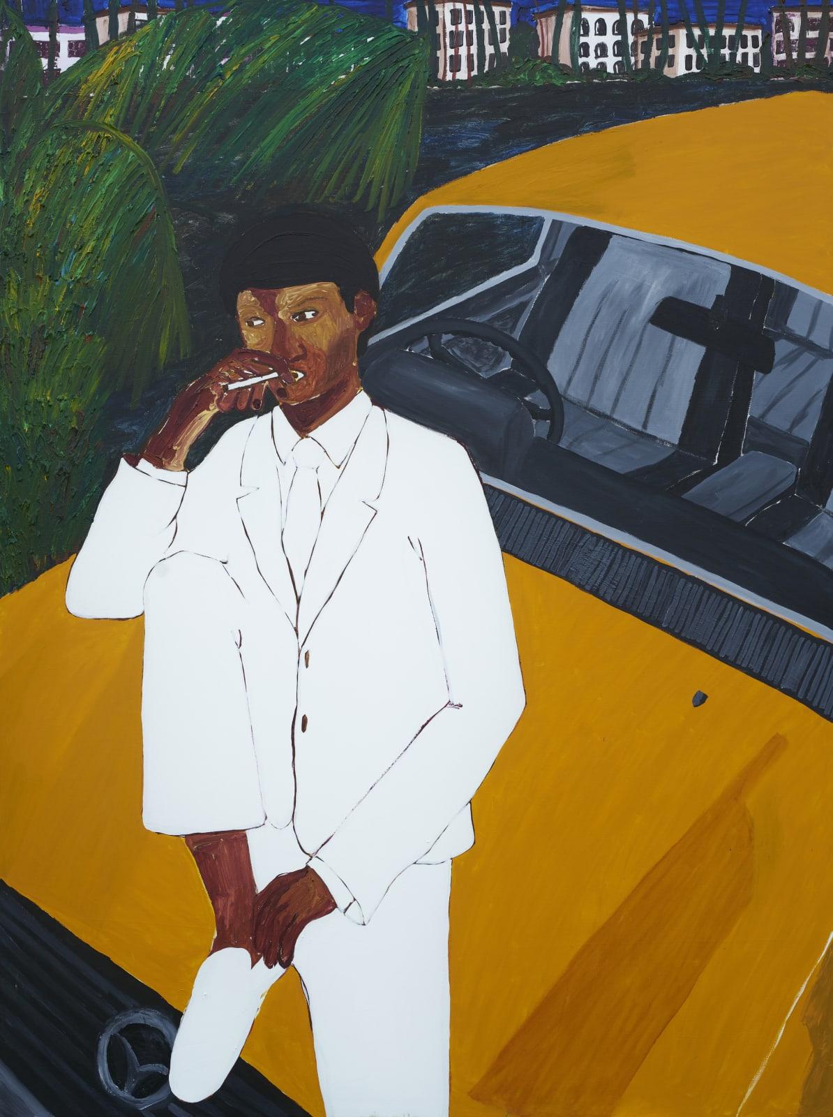 Gideon Appah, Nonchalance, 2020