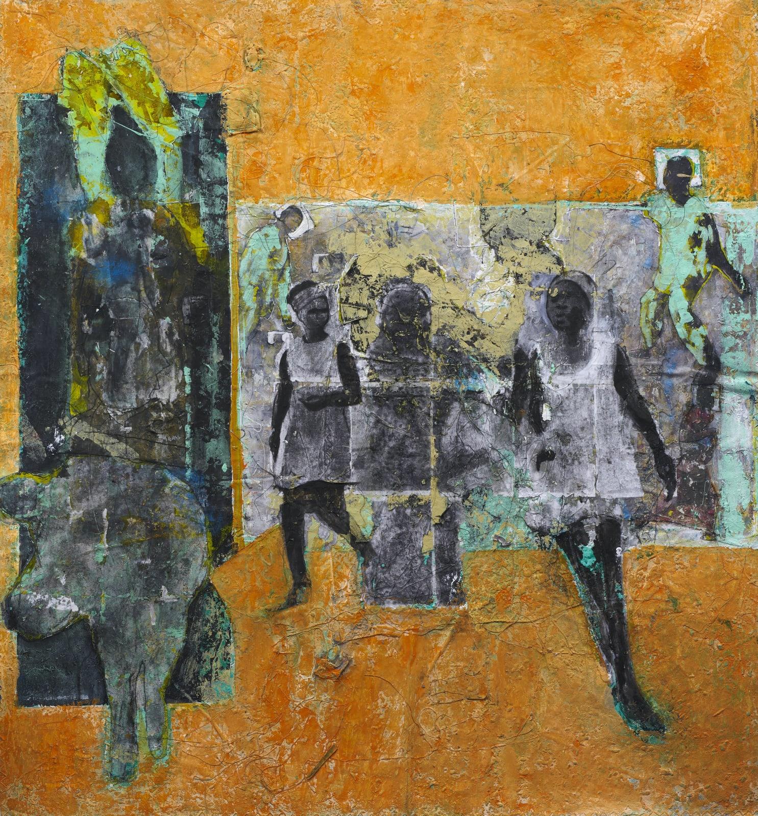 Kaloki Nyamai, Tumete Chatene (Came From The Meeting), 2021
