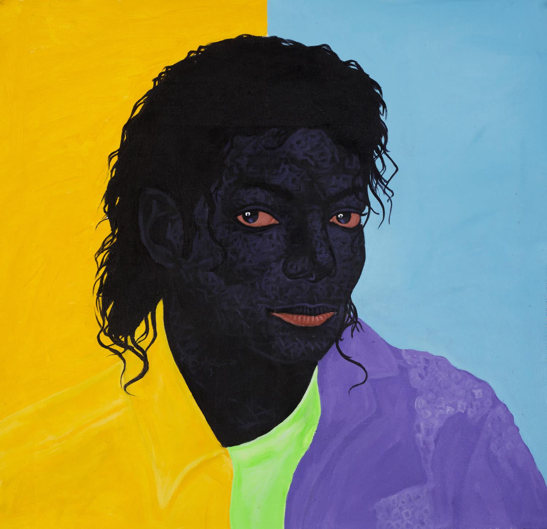 Kwesi Botchway, Michael Jackson, 2020