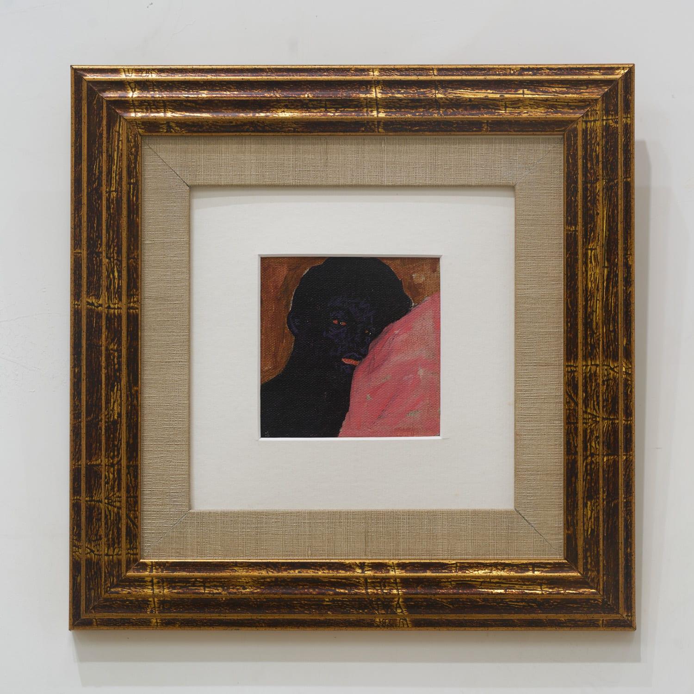 Kwesi Botchway, Pink Pillow, 2020