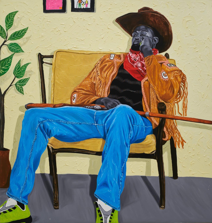 Otis Quaicoe, Untitled, 2021