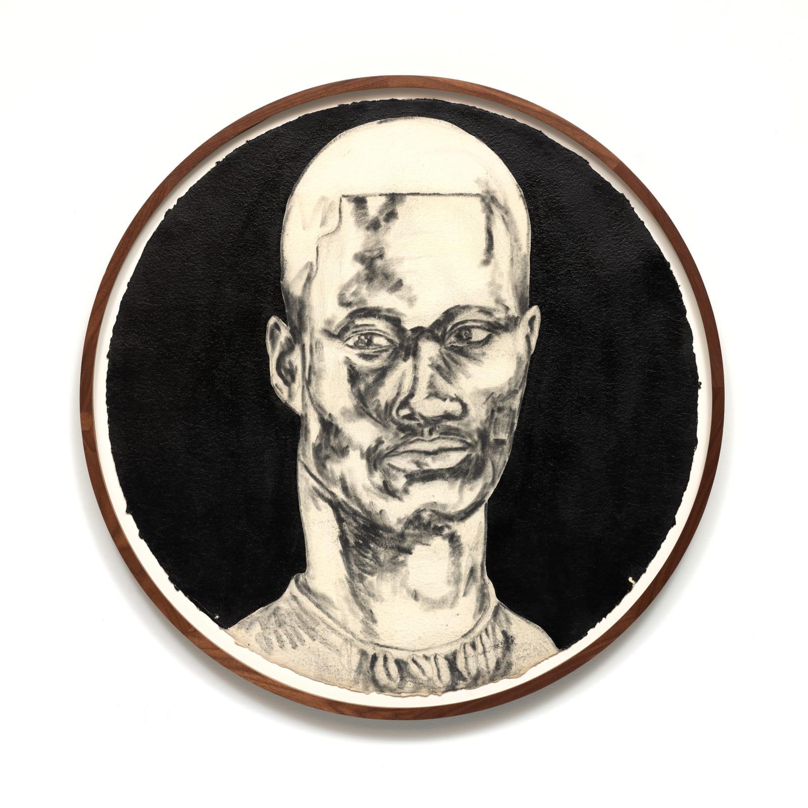 Serge Attukwei Clottey, Money around my neck , 2020