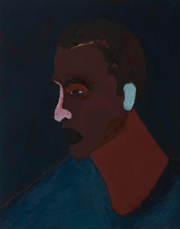 Patrick Eugène, Portrait of a contemporary artist, 2020