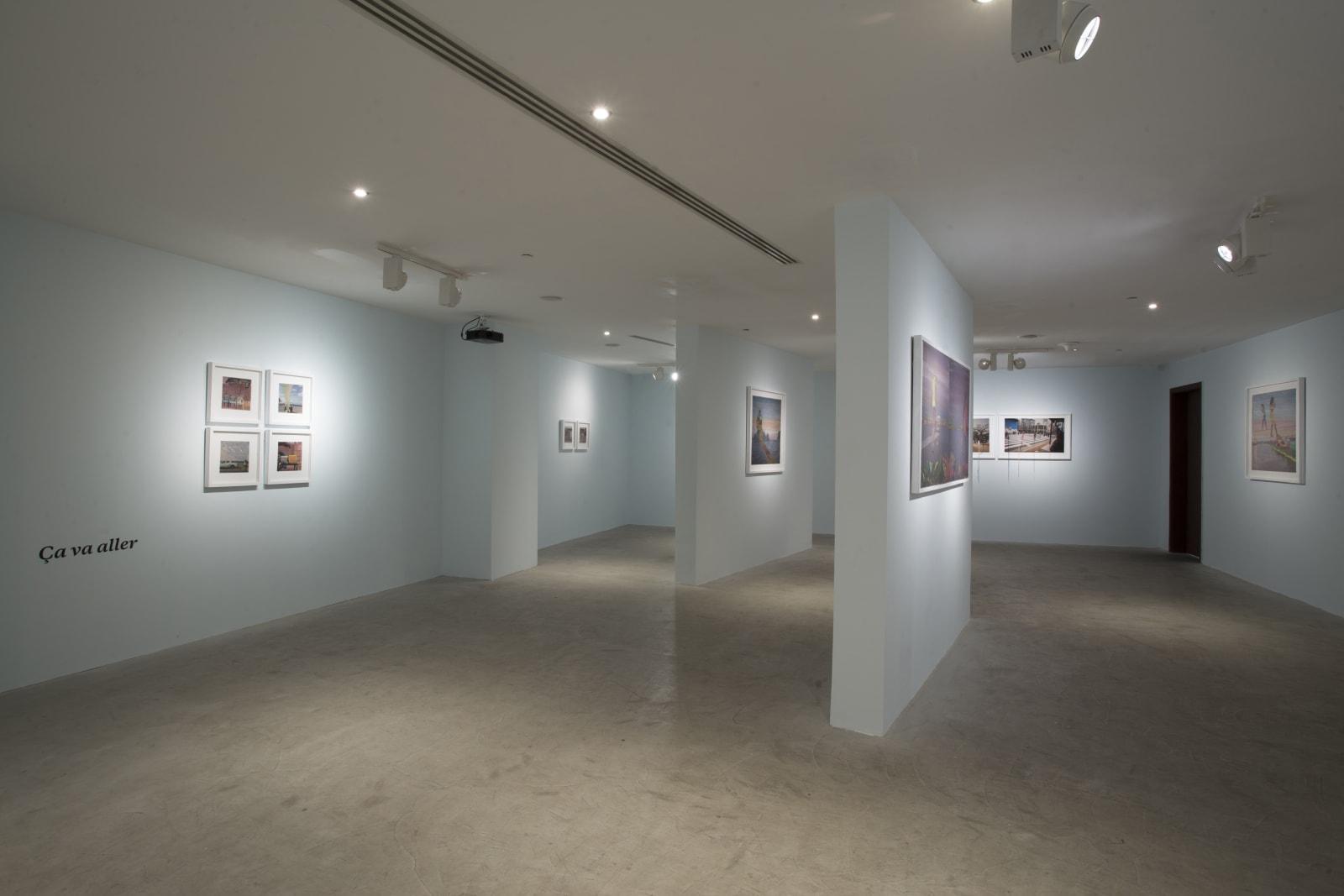 Joana Choumali, Installation Shot, How do you Spell a Silent Sound, 2019