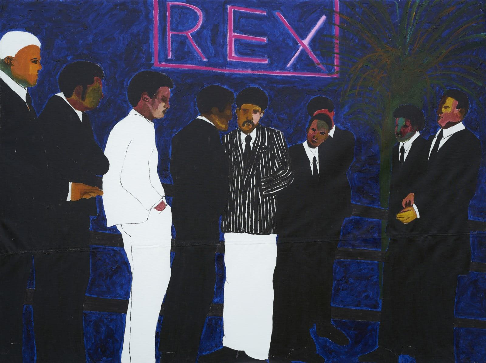 Gideon Appah, Rex 2, 2020