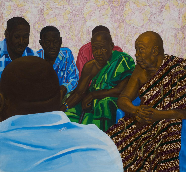 Cornelius Annor, Abusua Payin, 2020