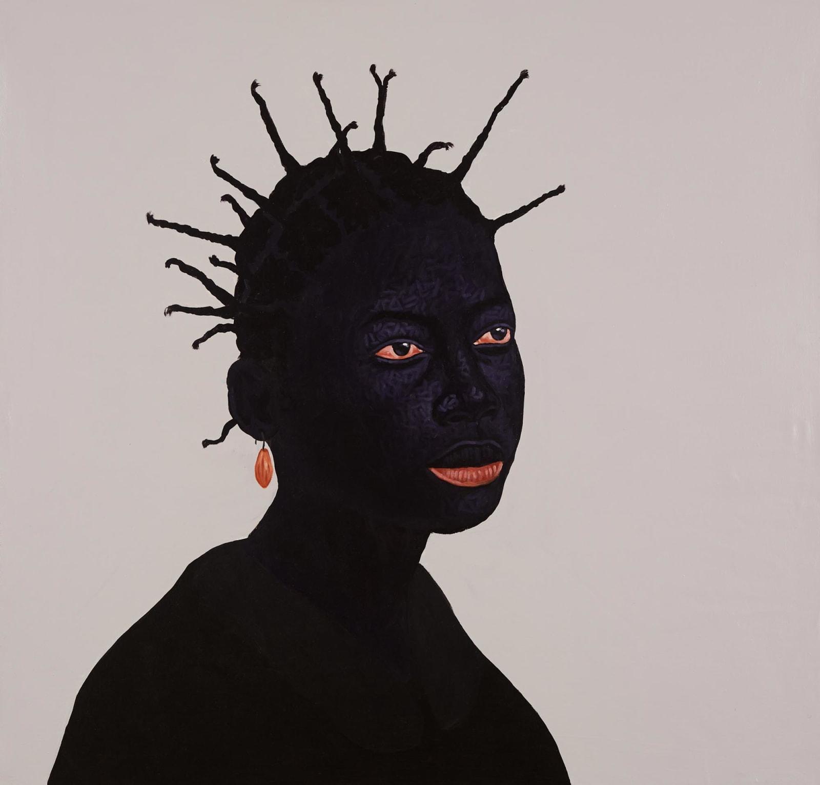 Kwesi Botchway, Cocoa Girl, 2020