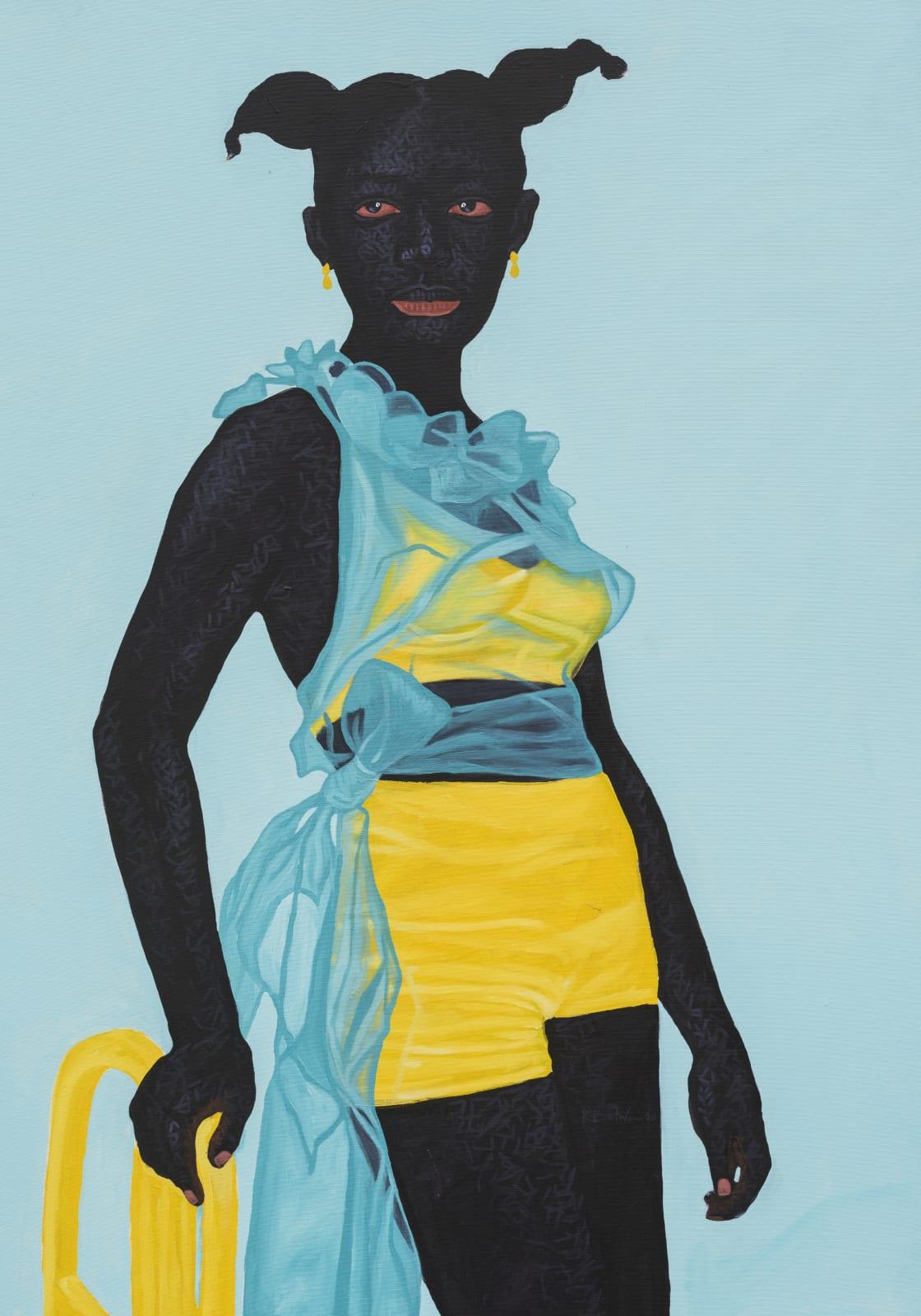 Kwesi Botchway, Untitled, 2020