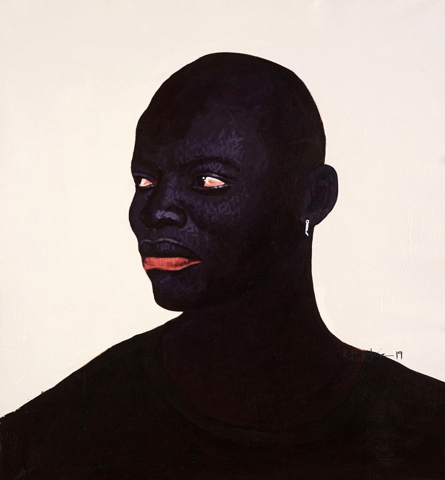 Kwesi Botchway, Bald Head King, 2020