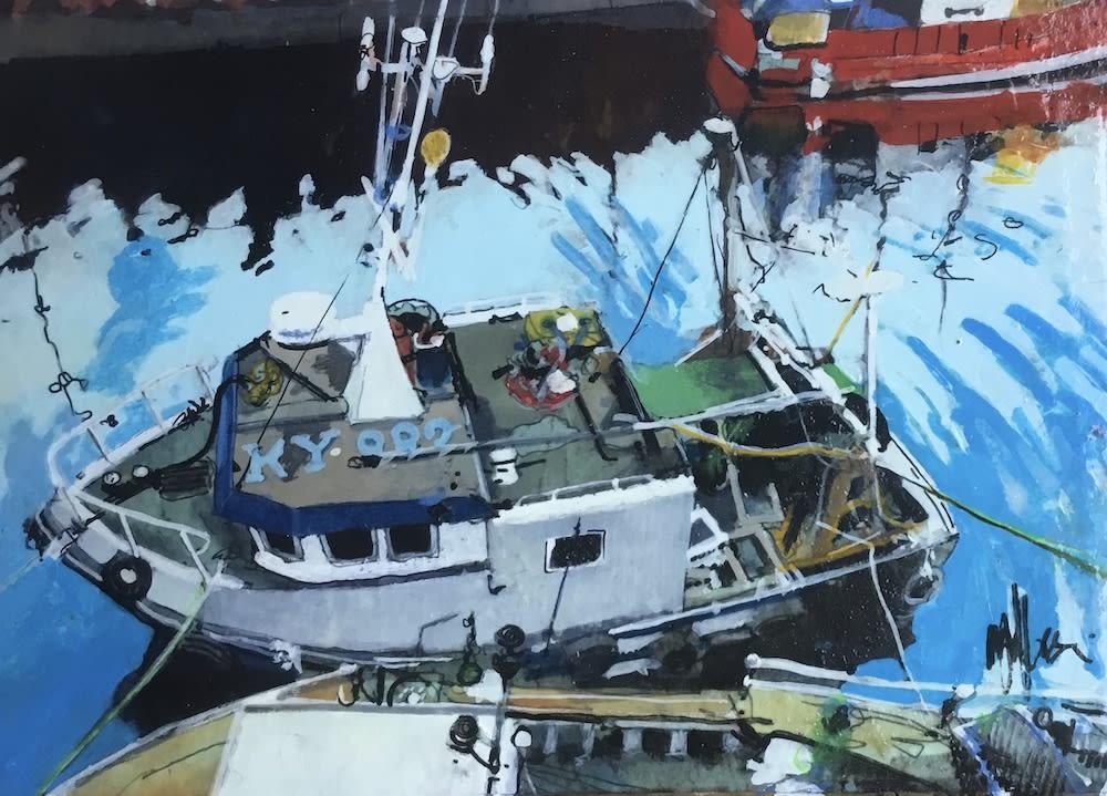 Malcolm Cheape, Pittenweem, Low Tide