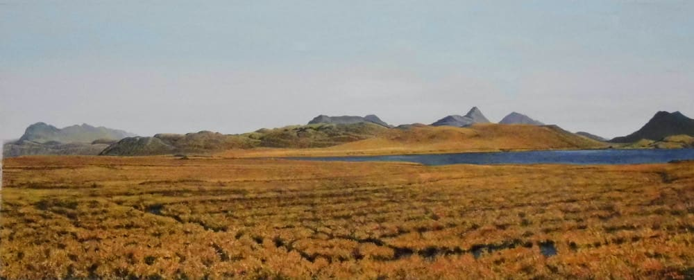 Rodger Insh, Suilven to Stac Polly