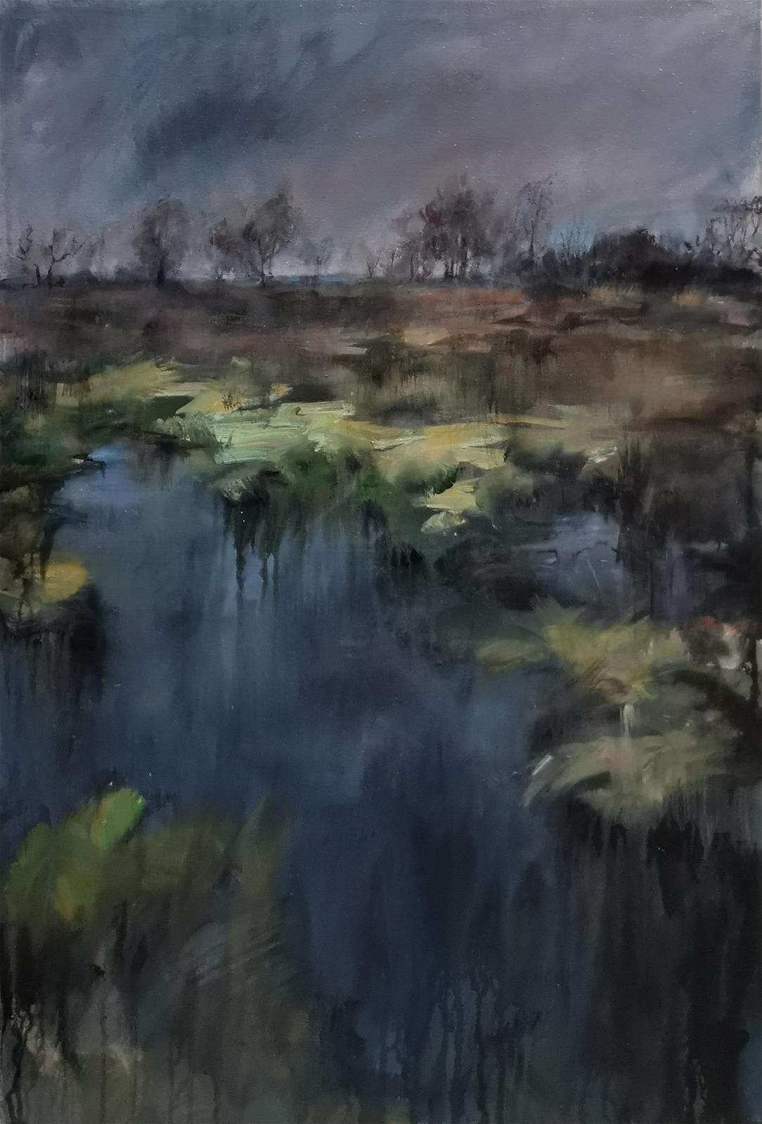Mary Butterworth, Between Land and Water
