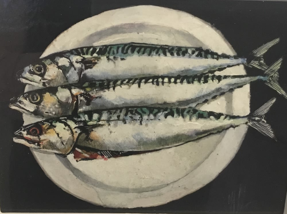 Malcolm Cheape, Three Mackerel