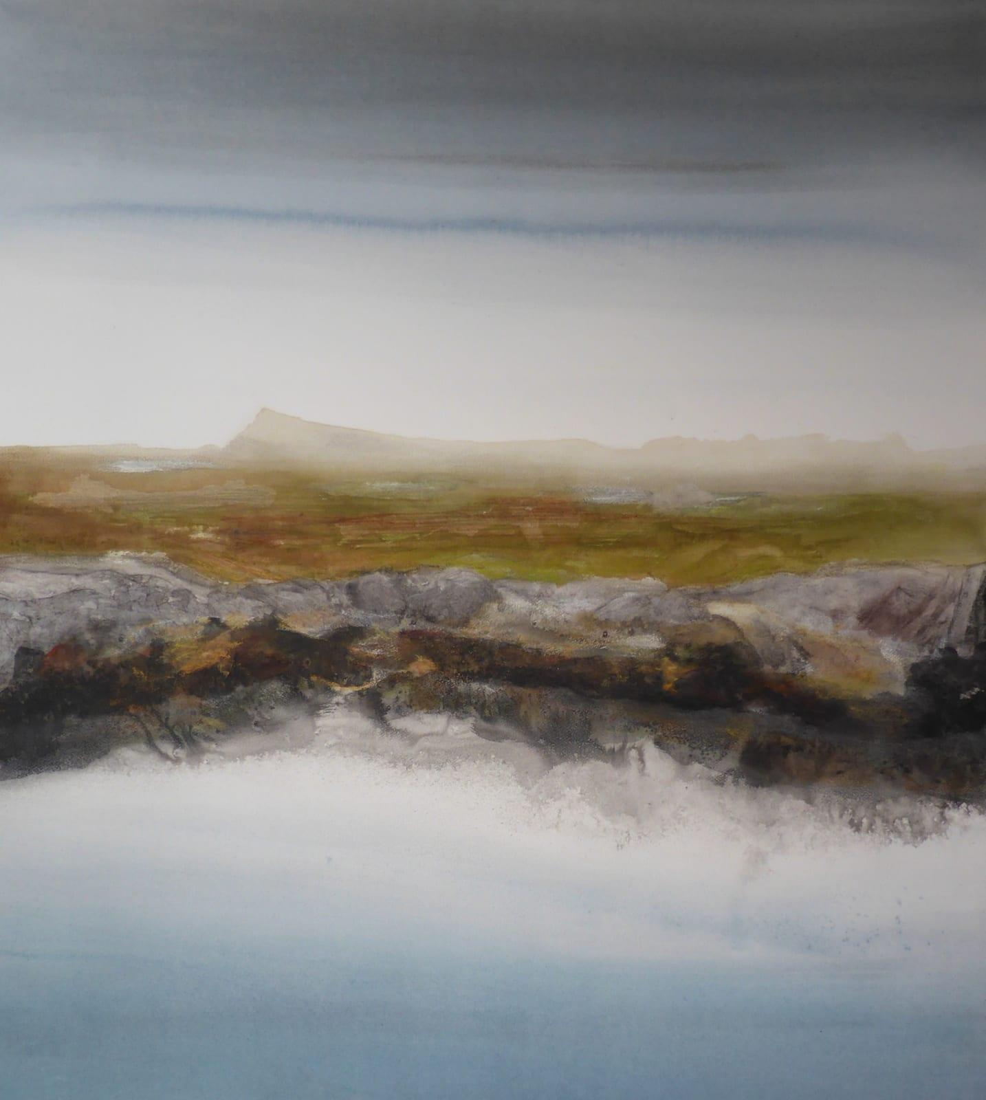 Susan Macintosh, Loch Euphoirt, North Uist, 2021