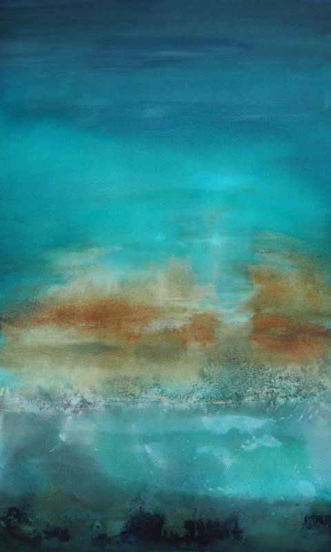 Susan Macintosh, Underwater Sunlight, Papa Westray, 2021