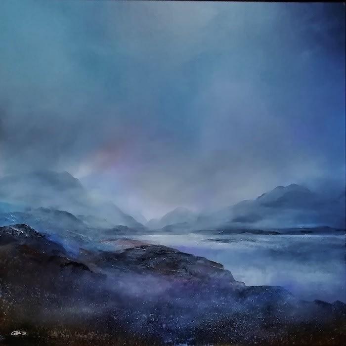 Peter Dworok, Loch Bracadale, Isle of Skye