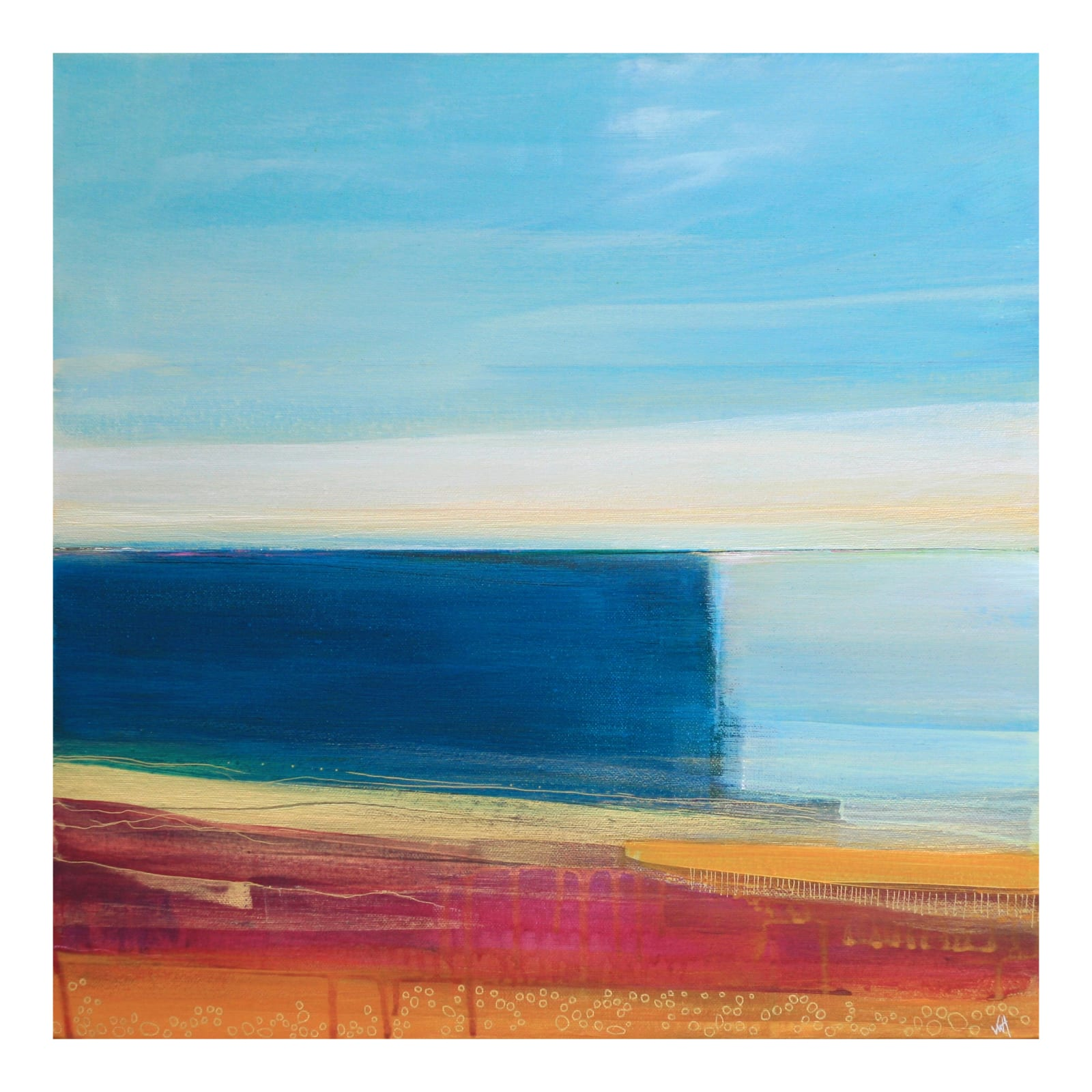 Victoria Wylie, Eternal Love, Lunan Bay