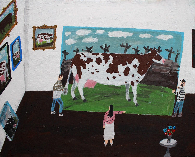 Aiden Milligan, The Big Heifer