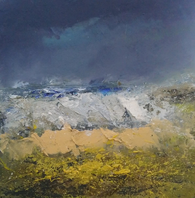 Ian Rawnsley, St Cyrus Tides