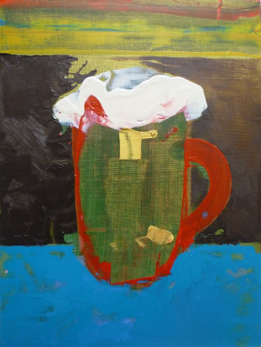 Rowena Comrie, Frothy