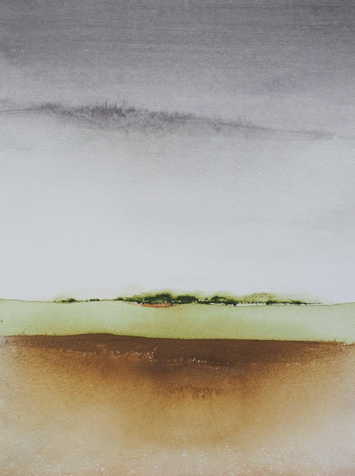 Susan Macintosh, Warm Earth Near Kingston, 2021