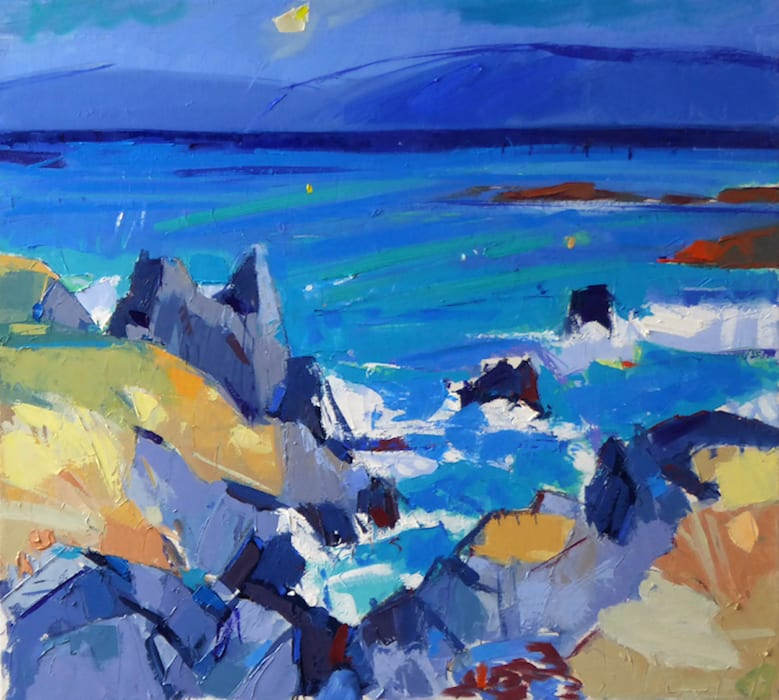 Marion Thomson, Iona Inlet