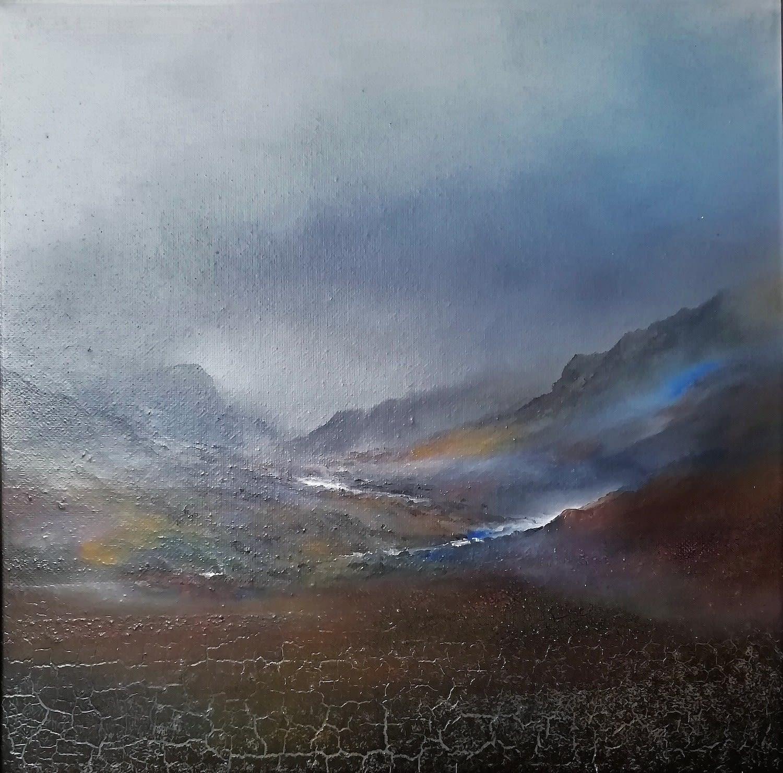 Peter Dworok, River Snizort, Isle of Skye