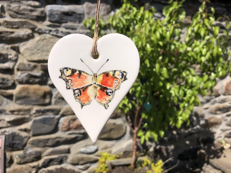 Lois Carson, Butterfly Heart