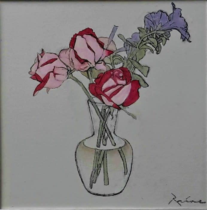 John Paul Raine, Father's Day Roses