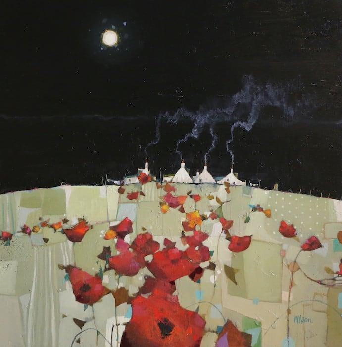 Gordon Wilson, Arran Moon Glow